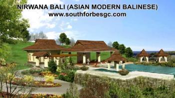 South Forbes Modern House Lot Nirwana Bali Sale
