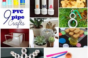 Sowdering Pvc Pipe Craft Roundup