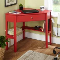 Space Saving Designs Using Small Corner Desks