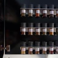 Spice Jars Door Sixteen