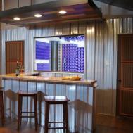 Spice Your Basement Bar Ideas Beautiful Space