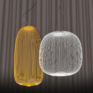 Spokes Led Suspension Lamp Foscarini Ambientedirect