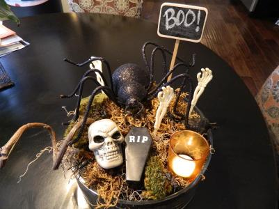 Spooktacular Halloween Centerpieces