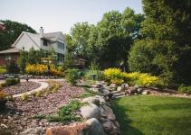 Spring Landscaping Ideas Simple Garden Houselogic