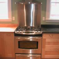 Stainless Steel Backsplash Design Ideas