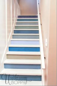 Stairway Paint Color Ideas Alternatux