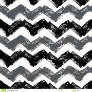 Stamped Chevron Pattern Royalty Stock Photos