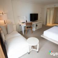 Standard Room Partial Ocean Modern