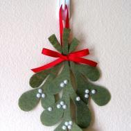 Stayathomeartist Make Your Own Mistletoe Tutorial