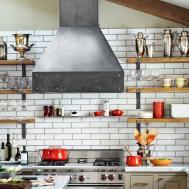 Steel Kitchen Design Industrial Ideas