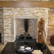 Stone Veneer Fireplace Kit Skinny Thin
