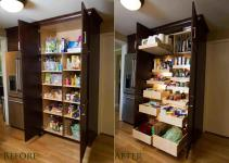 Storage Solutions Pantry Temasistemi