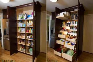 Storage Solutions Pantry Temasistemi