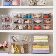 Store Shoes Useful Closet Hacks