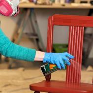 Strip Repaint Wood Chair Tos Diy