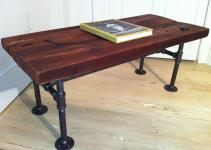 Stunning Industrial Coffee Tables Vintage