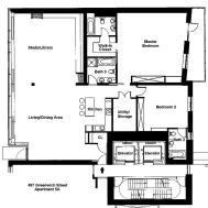 Stylish Apartment New York City
