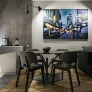Stylish Contemporary Apartment Kiev Behance