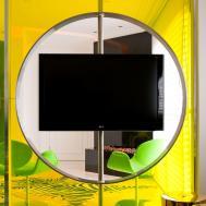 Stylish Modern Apartment Paulo Brazil Brunete