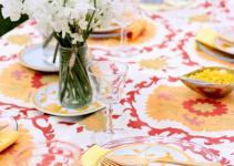 Stylish Summer Table Setting Ideas Entertaining