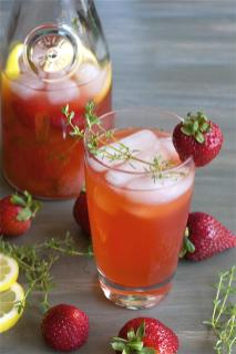 Summer Drink Makeovers Flavor Infused Simple Syrups