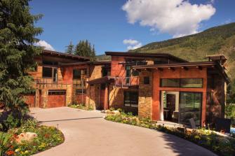 Sumptuous Mountain Contemporary Home Vail Colorado