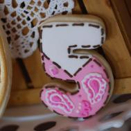 Sweet Cheeks Tasty Treats Celebrate Chloe Cowgirl