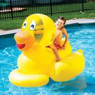 Swimline 9062 Inflatable Toddlers Children Giant Duck