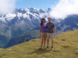 Switzerland Vacation Rob Eagar
