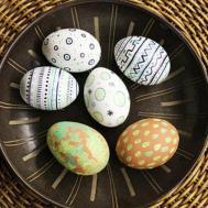 Take Crack Fresh Ways Decorate Easter Eggs Diy