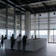 Tate Modern Extension Architect