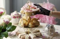 Tea Party Treats Photos