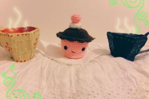 Tea Time Diy Paper Mache Cups Millieonherworld