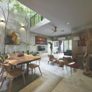 Terrace House Renovation Design Atelier Archdaily