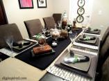 Thanksgiving Table Setting Diy Inspired
