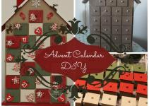 Things Christmas Diy Advent Calendar House Cejo