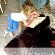Things Every Home Needs Kristen Welch