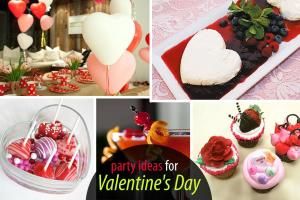 Throw Valentine Day Party