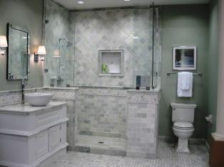 Timeless Appeal Marble Bathroom Decor Ideas
