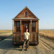 Tiny Homes Simple Shelter Lloyd Kahn Book