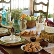 Tips Setting Your Thanksgiving Table Cottage Journal
