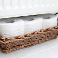 Toilet Paper Storage Basket Best Design 2017