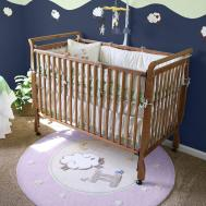 Top Baby Nursery Room Colors Decorating Ideas