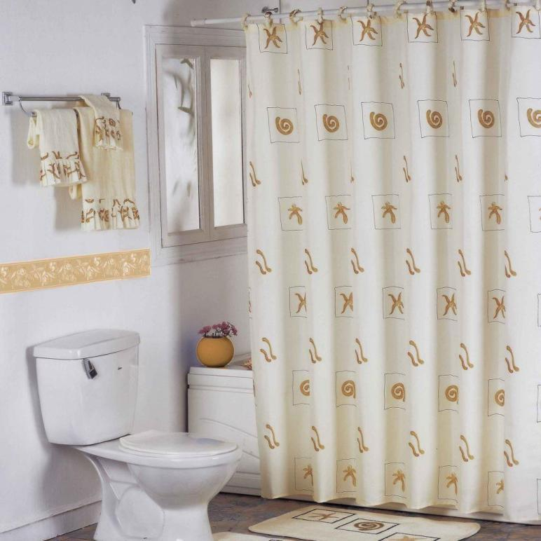 Top Bathroom Curtains Trends 2016 Ward Log Homes