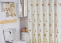 Top Bathroom Curtains Trends 2016 Ward Log Homes