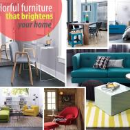 Top Bright Colored Furniture Colorful Ibiza