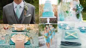 Top Color Theme Spring Wedding