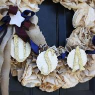 Top Ten Diy Fourth July Wreaths Match Made Hudson