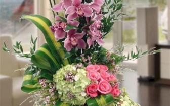 Top Valentine Flower Arrangements Romantic