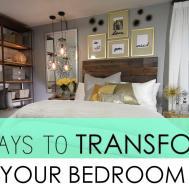 Top Ways Transform Your Bedroom Decorating Crazy